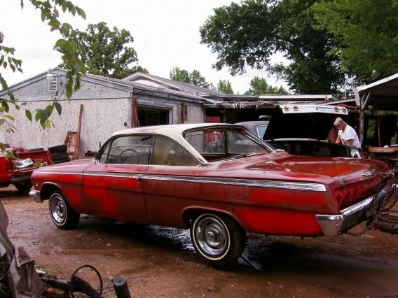 Mj Cruisers Classic Cars Chevy Parts